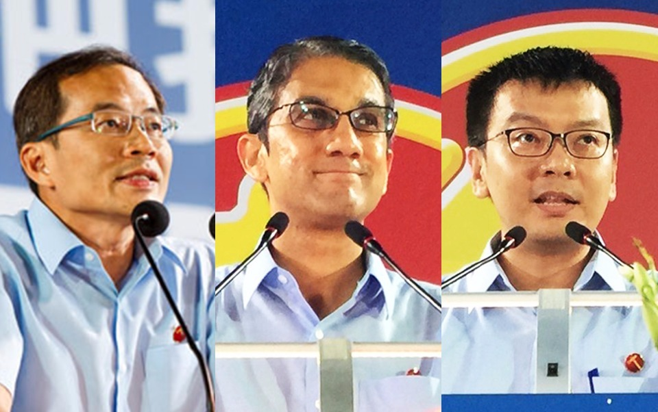Decisions by the Workers' Party on NCMP positions
