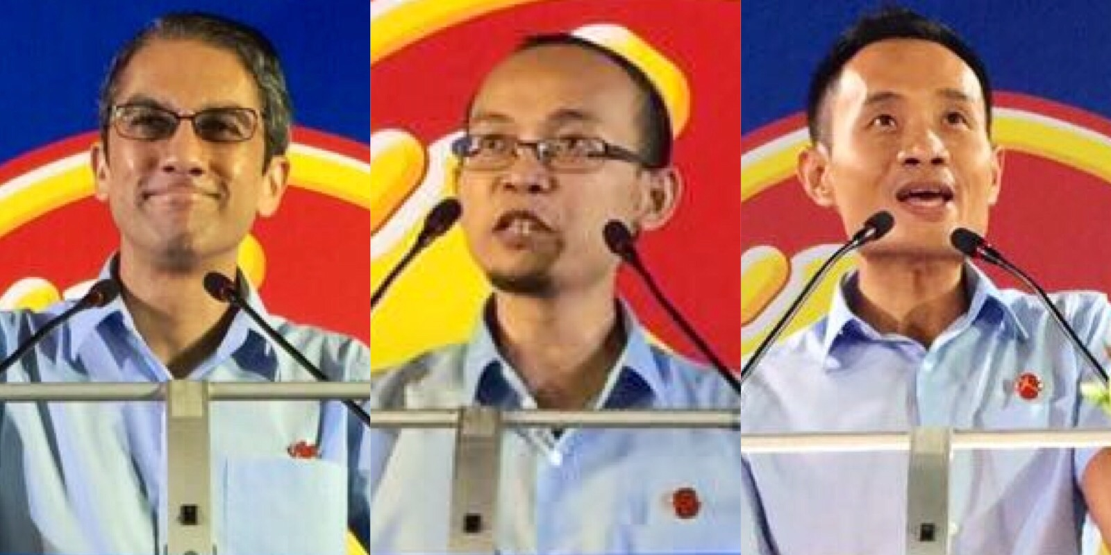 Three New Faces Join WP's Leadership