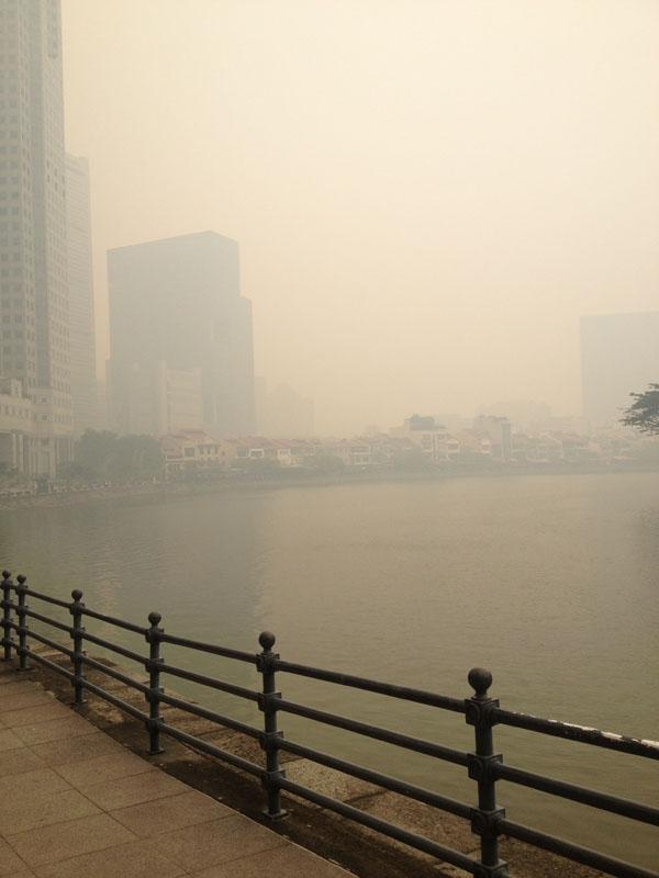 Statement on Haze (22 June 2013)