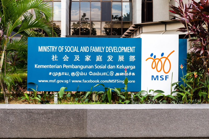 Ministry of Social and Family Development Committee of Supply 2017 – Cuts by WP MPs and NCMPs